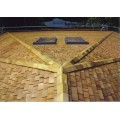 Cedar Hip & Ridge Roof Shingles