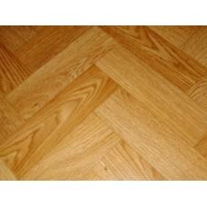 Oak Parquet Flooring 22mm x 70mm x 230mm