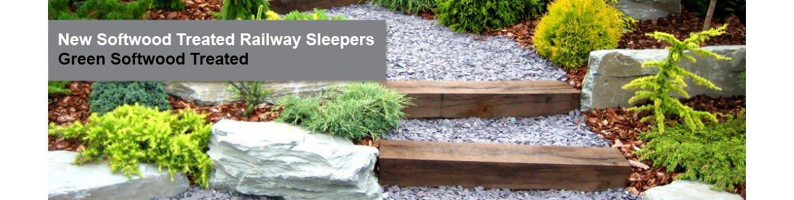 S/W Railway Sleepers
